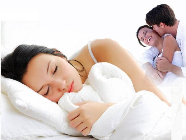 Почему не снится умерший человек любимый муж
